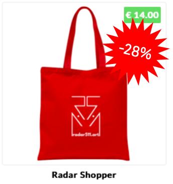 Acquista la shopper con lo sconto del 28%
