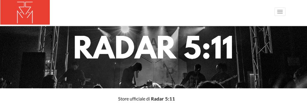 Visita lo store dei Radar 5:11